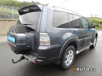Prodám Mitsubishi Pajero 3,2 Di- D 4 WD nové CZ