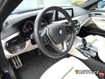 Prodám BMW Řada 5 530d xDrive M SPORT HEAD-UP