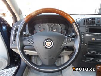 Prodám Cadillac CTS 3,2 V6 160 KW LPG