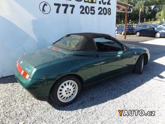 Prodám Alfa Romeo Spider 2,0 TS 16V 110 KW HARDTOP