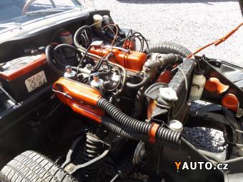 Prodám Triumph SPITFIRE MK 4 1974