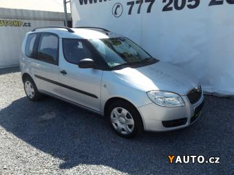 Prodám Škoda Roomster 1,4 63 kW KLIMA