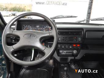 Prodám Lada Niva 1,7 60 kW LPG KLIMA SERVO