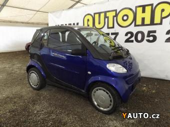 Prodám Smart Fortwo 0,6 33 kW PANORAMA