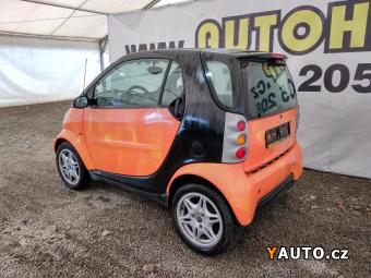 Prodám Smart Fortwo 0,6 33 kW KLIMA