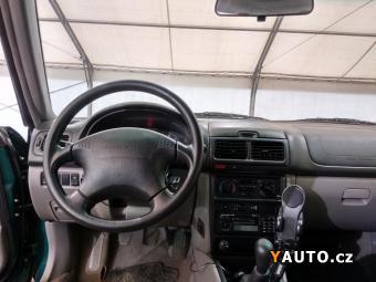 Prodám Subaru Forester 2,0 4WD 92 kW KLIMA