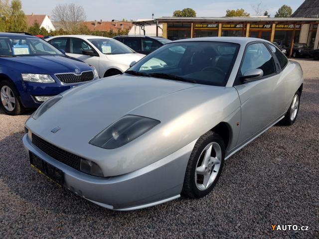Prodám Fiat Coupé 2,0 113kW