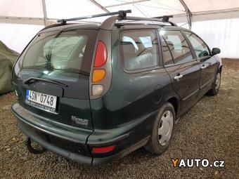 Prodám Fiat Marea Weekend 1,6 TAŽNÉ KLIMA