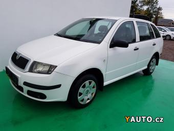 Prodám Škoda Fabia 1,4 16V 55kW KLIMA