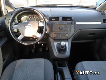 Prodám Ford FOCUS C-MAX 1.8 i LPG