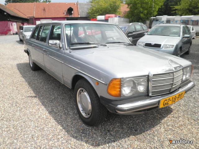 Prodám Mercedes-Benz 123 3,0 D