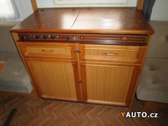 Prodám Hobby 370 DE-LUXE