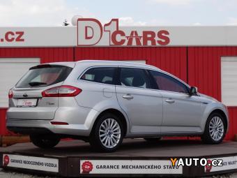 Prodám Ford Mondeo 2.0 TDCi CZ NAVI, VYHŘÍVANÁ SE