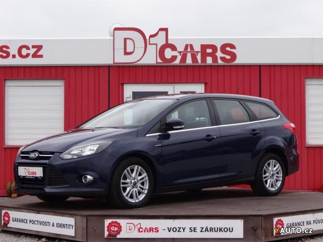 Prodám Ford Focus 2.0 TDCi 120kW Titanium NAVI, K
