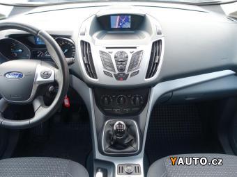 Prodám Ford Grand C-MAX 1.6 TDCI 7 MÍST 85 KW, REZERVO
