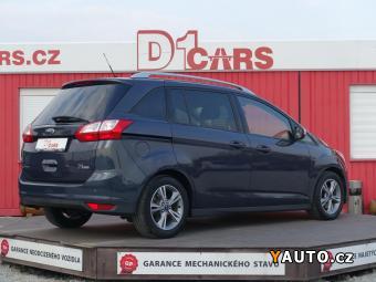 Prodám Ford Grand C-MAX 1.6 TDCI 7 MÍST 85 KW, CZ NAVI