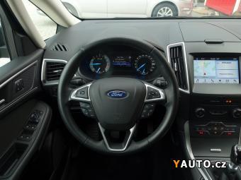 Prodám Ford S-MAX 2.0 TDCi CZ NAVIGACE, ZIMNÍ PA