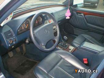 Prodám Mercedes-Benz Třídy C 1,8 180 Elegance Klima