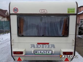 Prodám Adria OPTIMA 485 TD STAN
