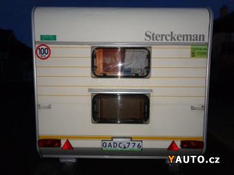 Prodám Sterckemann Confort 490TK zánovní stan