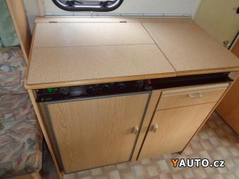 Prodám Knaus Sudwind  450 stan