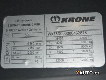 Prodám Krone SD P