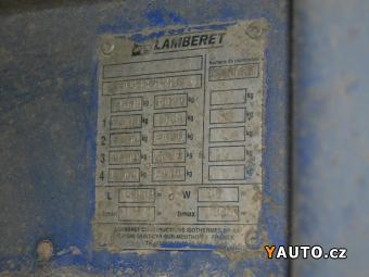 Prodám Lamberet LVF S3 Příčka