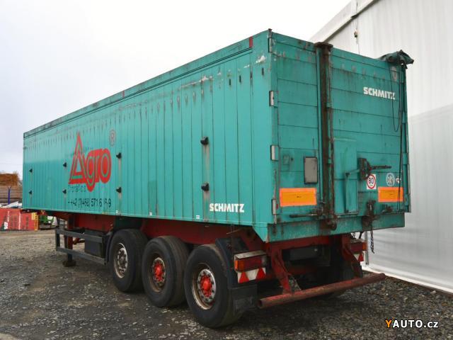 Prodám Schmitz SKI 24 51m3