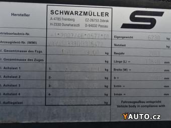 Prodám Schwarzmüller SPA 3/E