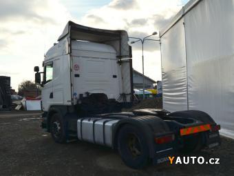 Prodám Scania G 420 LA4X2 kompresor, hydraulika