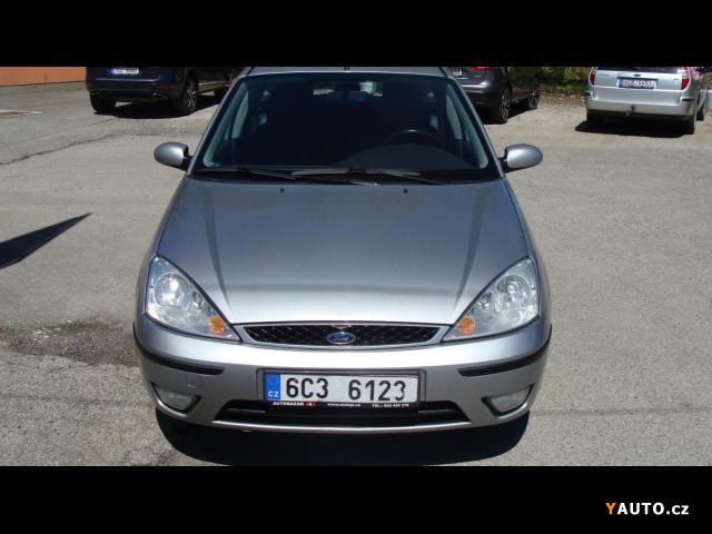 Prodám Ford Focus 1.8 TDCi GHIA