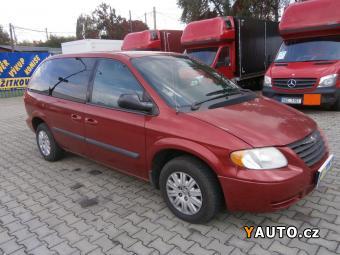 Prodám Chrysler Town & Country 7 MÍST KLIMA 3.3 V6