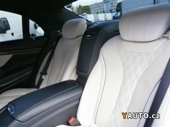 Prodám Mercedes-Benz Třídy S S350 LONG 3.0CDI ČR LINIE AMG