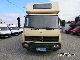 Prodám Mercedes-Benz 814 D TAHAČ S NÁVĚSEM KOEGEL F. X.
