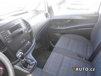 Prodám Mercedes-Benz Vito 111CDI LONG 1.6CDI KLIMA SERVI