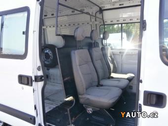 Prodám Renault Master L2H2 6MÍST 2.5DCI KLIMA SERVIS