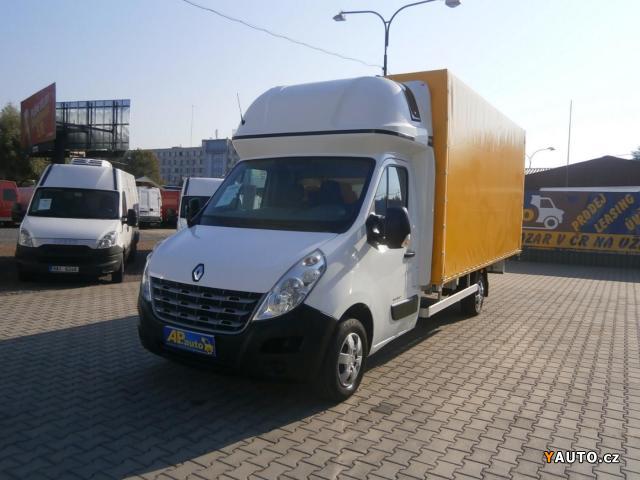 Prodám Renault Master VALNÍK PLACHTA SPANÍ 2.3DCI K