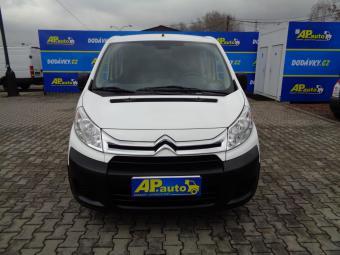 Prodám Citroën Jumpy L1H1 6MÍST 2.0HDI KLIMA