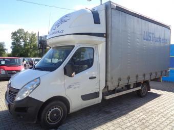 Prodám Renault Master VALNÍK PLACHTA 10 PALET SPANÍ