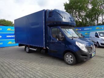 Prodám Renault Master VALNÍK 10PALET PLACHTA SPANÍ 2