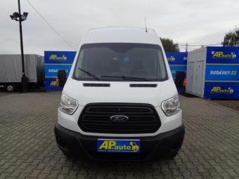 Prodám Ford Transit JUMBO 2.2TDCI SERVISKA