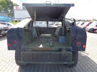 Prodám Hummer H1 6,2 V8