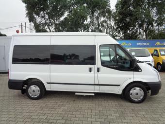 Prodám Ford Transit 300M 8MÍST BUS 2.2TDCI KLIMA