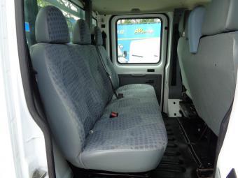 Prodám Ford Transit DVOJKABINA VALNÍK 2.4TDCI
