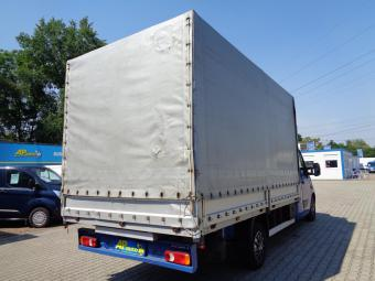 Prodám Renault Master TWIN CAB 8PALET VALNÍK PLACHTA
