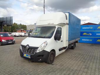 Prodám Renault Master TWINCAB VALNÍK PLACHTA 2.3DCI