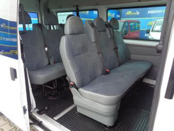 Prodám Ford Transit L3H2 9 MÍST BUS KLIMA SERVISKA