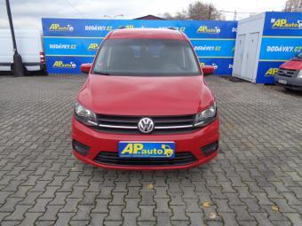 Prodám Volkswagen Caddy 5MÍST MAXI 2.0TDI KLIMATRONIC