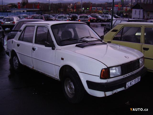 Prodám Škoda 120 1.2 GLS