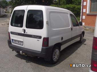 Prodám Citroën Berlingo 2.0 HDi